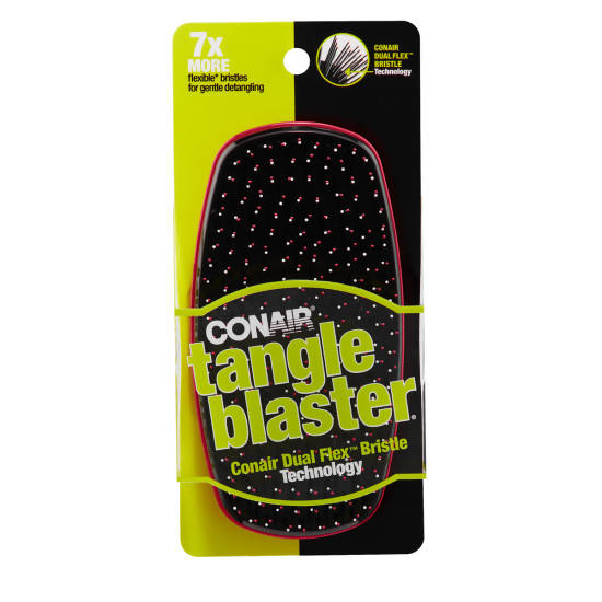 Conair Tangle Blaster Hand Held Brush - CHA - 86265