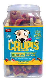 Crupis, Dog Treats, 1 kg / 320008