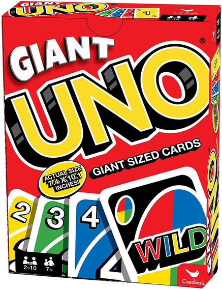 Giant UNO Card Game - GPJ46