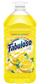 Fabuloso Lemon Disinfectant 6.2 L / 210 oz / 396789