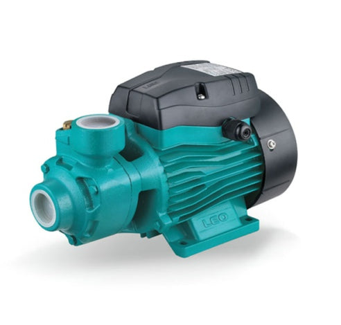 LEO Water Pump 0.5 HP PERIPHERAL PUMP XKm50-1 - Multipurpose water pump, applicable to many uses be it home, commercial or industrial.