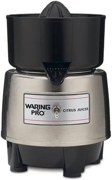 Cuisinart Waring Citrus Juicer (Stainless Steel) - CU-W-PCJ218