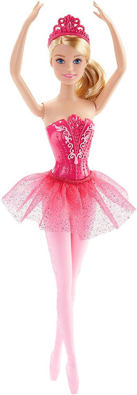 Mattel Barbie Ballerina You Can Be Anything Doll Toy Pink - DHM42-JA11-19A