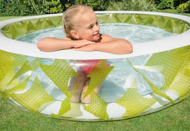 Intex Swim Center Pinwheel Pool - 57182NP