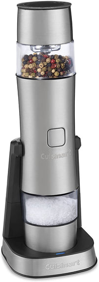 Cuisinart Rechargeable Salt, Pepper, and Spice Mill - CU-SG-3
