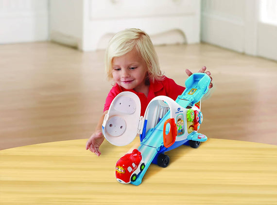 VTech Toot-Toot Drivers Cargo Plane - 80-503103