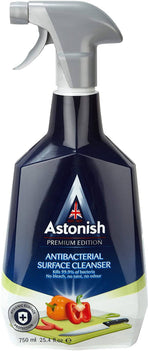 ASTONISH SPECIALIST EXTRA STRENGTH ANTIBACTERIAL SURFACE CLEANSER (750ML) - 5060060211070