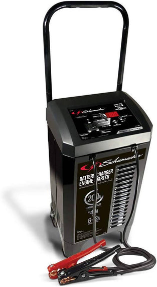 Schumacher Battery Charger 6/2/40/200A-420213