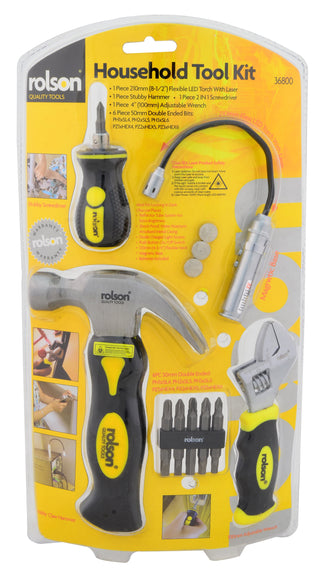 ROLSON Household Tool Kit 36800