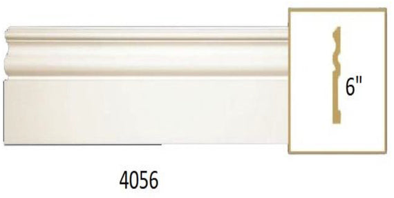 MOULDING Skirtings Base Mouldings Polyurethane 8 FT Length SKIRTING BOARDS, also known as kick boards and baseboards, are the mouldings that run along the bottom of walls