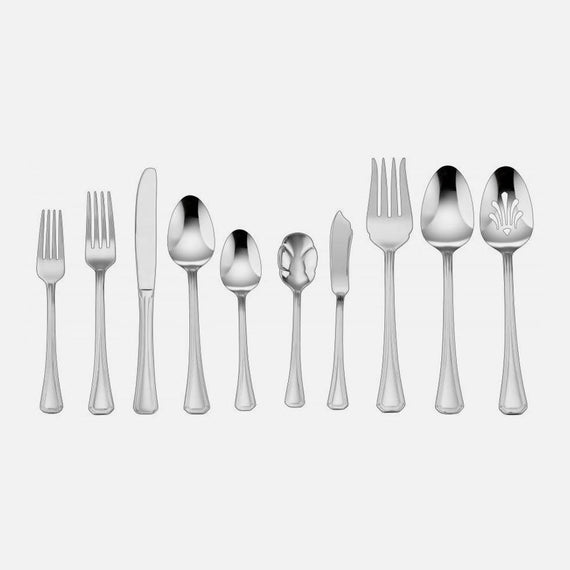 Cuisinart Jacalyn 45 Piece Flatware Set - CU-CF-01-W45