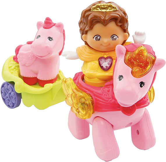 Vtech Toot-Toot Friends Kingdom Princess Addie & her Unicorn - 80177103