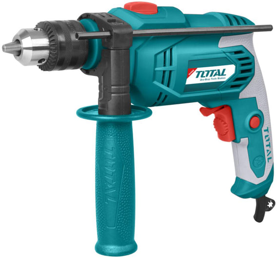 TOTAL 750 WATTS 110 VOLTS IMPACT DRILL - UTG108136