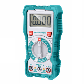 Total Digital Mulmeter CATIII 600V used by professionals in a commercial setting or weekend DIYer's- TMT460001