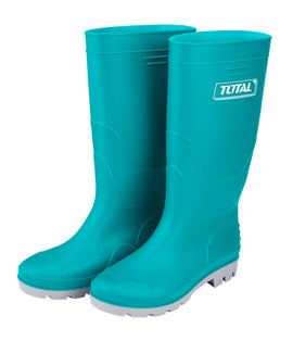 Total 100% Waterproof PVC Lightweight and Durable Protective Footwear (Boots) - Lightweight modern design that is lightweight and comfortable - TSP302L
