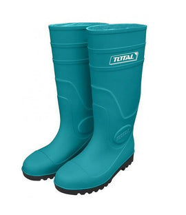 Total 100% Waterproof PVC Steel Toe Lightweight and Durable Protective Footwear (Boots) - Lightweight modern design that is lightweight and comfortable - TSP302SB