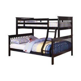 Chapman Twin Over Full Bunk Bed Black - 460259