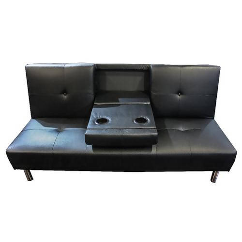 Sealy Belville Sofa Convertible Perfect for any occasion, three backrest settings let you enjoy meaningful conversations, watch a long awaited sports event, or even count sheep in a peaceful slumber-404340