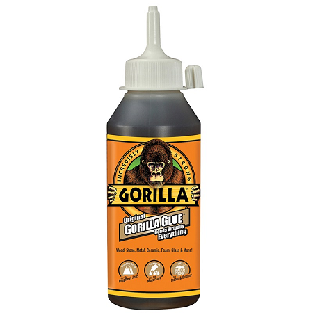 GORILLA ORIGINAL GLUE 8OZ -50008USFL