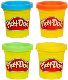 Play-Doh Mini 4 Pack of 2-Ounce Cans - PN7579920001