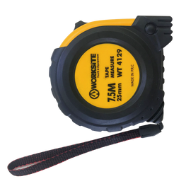 Worksite Measuring Tape 10 Feet X 5/8 inch (3mx16mm) with Auto Locking WT4125