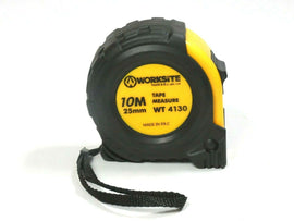 Worksite Tape Measure with Auto Locking 1