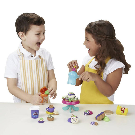 Play-Doh Kitchen Creations Delightful Donuts Set - PN00033101