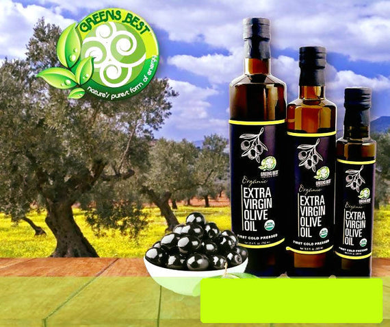 Greens Best Extra Virgin Olive Oil 750ml - 04023243147