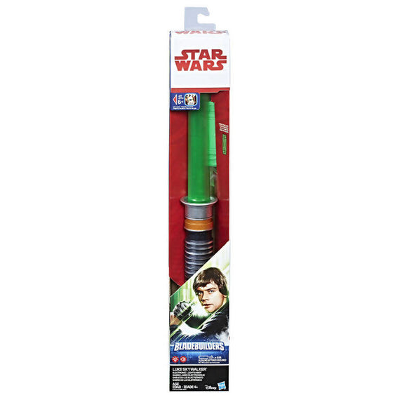 Star Wars Return of the Jedi Bladebuilders Luke Skywalker Electronic Lightsaber - PN00010084