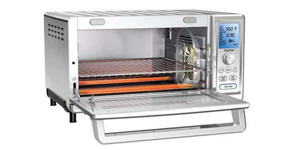 Cuisinart Chef's Convection Toaster Oven (Stainless Steel) - CU-TOB-260N1