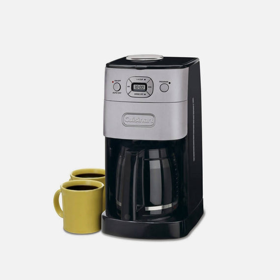 Cuisinart Grind & Brew 12 Cup Automatic Coffeemaker - CU-DGB-625BC