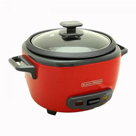 Black & Decker 14 Cup Rice Cooker #RC514 Red - 05087581613