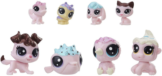 Littlest Pet Shop Series 2 Special Collection Frosting Frenzy Friends - PN00015708