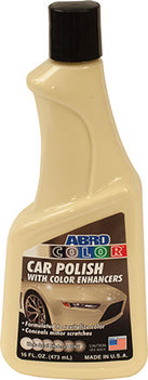 ABRO ABROColor® Car Polishes
