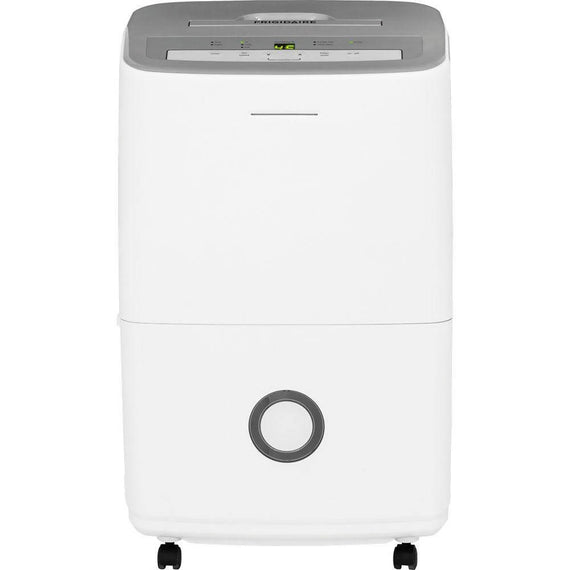 Frigidaire Dehumidifier - 50 pint/day protects your home from mold and mildew caused by excess moisture - 504994