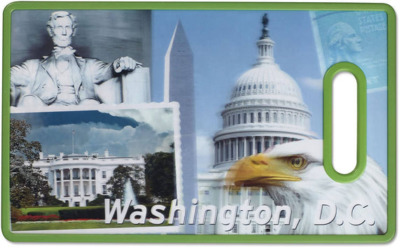 Cuisinart 3-D City Collection Washington D.C. Cutting Board - CU-CCB-3DWAS