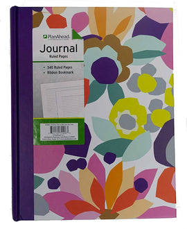Plan A Head Jumbo Journal 8.5''x10.5'' -722406