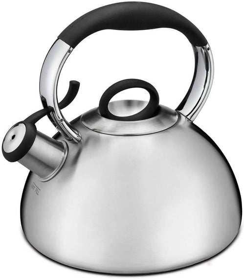 Cuisinart True Radiance 2 Quart Teakettle Perfect for boiling water for tea, coffee etc. - CU-CTK-SS9