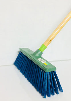 ETERNA STREET PUSHBROOM  W/HANDLE CM21