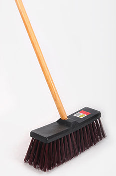 CEPILLO TIPO INDUSTRIAL PUSH BROOM IDEAL FOR SWEEPING FLOORS ASPHALT BALLAST AND CEMENT- GP10