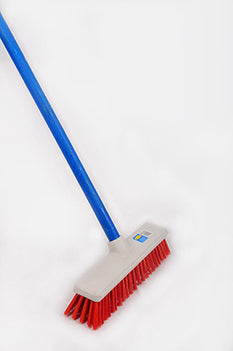 CEPILLO PARA PISO DURO PUSH BROOM (HARD BRISTLES)