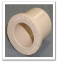 CPVC Reducing Bushing  3/4 X 1/2 (Hot)