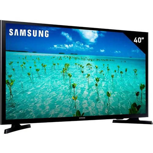 "Samsung 40"" Full HD 1080p TV -Full HD video and enjoy a more colourful viewing experience with Pure Colour from this 40"" LED Smart TV - 402934"