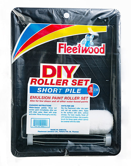 Paint D.I.Y Roller Set Fleetwood