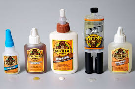 Gorilla Glue Dries White 2 OZ, For Tough Repairs on Dissimilar Surfaces, Both Indoors and Out. 100% Waterproof, Dries 2x Faster, Ideal for Wood, Metal, Stone, Ceramic, Glass, Plastic, PVC Sheet, Brick, Concrete and  Foam - 5201205