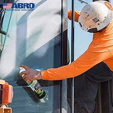 Abro Clean All 650ml Foam Cleaner, Deep Cleaning, Foaming Action Lifts Out Dirt and Removes Stains from Upholstery, Vinyl, and Carpeting, Fresh Lime Scent, Includes Brush Cap - FC-650 (MABRO012)