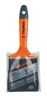 "TRUPER PROFESSIONAL PAINT BRUSH 3"" - 14485"