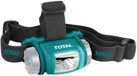 Total Headlamp 3X AAA for Camping, Fishing, Running &  Cycling - THL013AAA2
