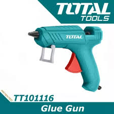 Total Glue Gun 100 W For school projects, handmade art craft, homes, offices, designers, party designers and more - UTT101116