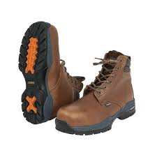 TRUPER LEATHER BOOTS WITH COMPOSITE SAFETY TOE, LIGHTWEIGHT, WATERPROOF PROTECTION AND COMFORT